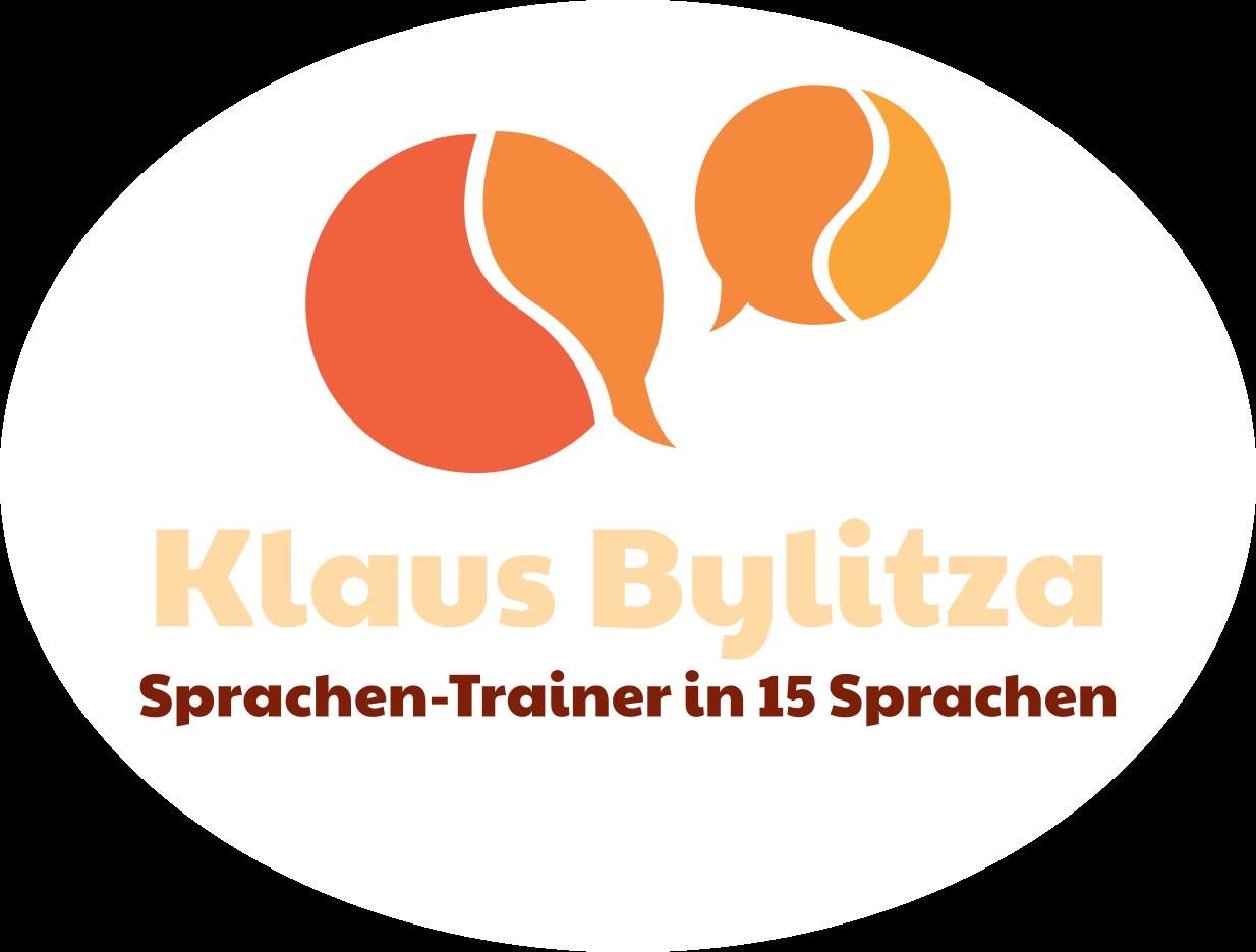 Headerbild Klaus Bylitza Sprachen-Trainer für 15 Sprachen